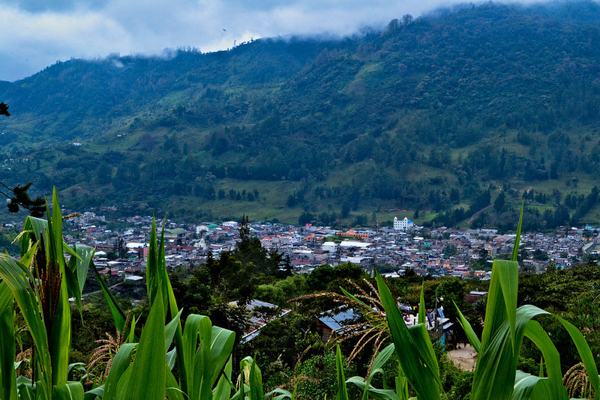 Santa Cruz Barillas, Guatemala. Photo credit: Luis Alejandro Jm.